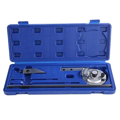 Hyuduo 360 Grad Nonius Einstellbarer Winkelmesser Universal Winkelmesser Winkelsucher Präzisionsmesswerkzeug