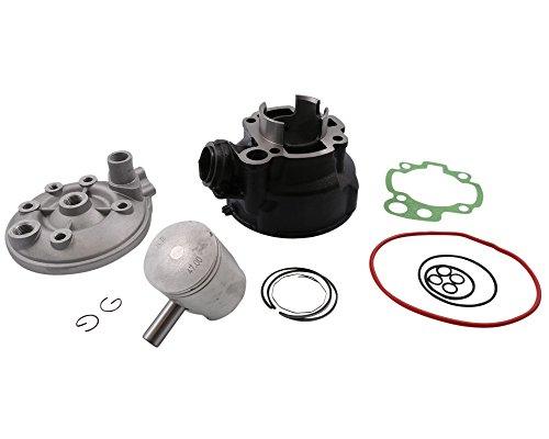 Zylinder Kit 70ccm 2EXTREME Sport für XP6 50cc, XPS, XR6, RIEJU MRT, MRX, RR, SMX, Tango