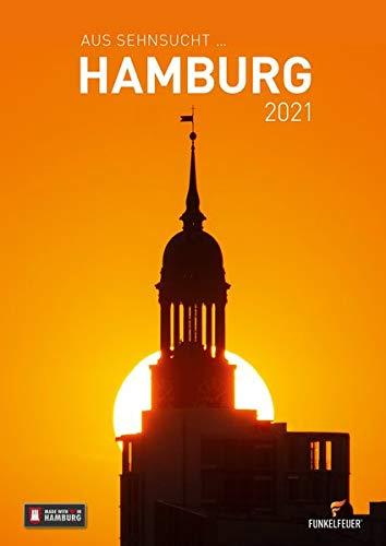 Aus Sehnsucht ... Hamburg - Kalender 2021 (Wandkalender 2021 DIN A3 hoch): Hamburg Kalender 2021 mit 12 sorgfältig ausgewählten Fotografien des Hamburger Fotografen Tommaso Maiocchi