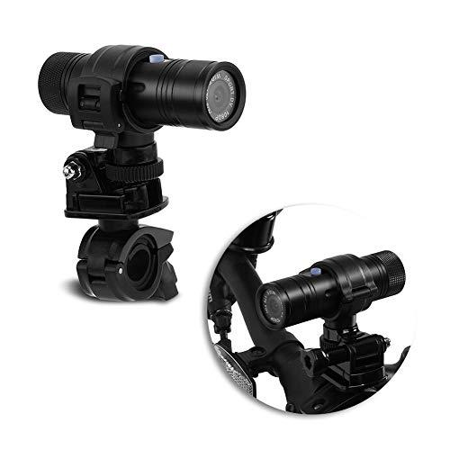 Zeerkeer 1080P Sport Kamera/Motor, Weitwinkel-Objektiv Action-Kamera,170 °Weitwinkel 30 FPS 8 MP Mini-USB Ladebuchse Video DV für Outdoor-Sport