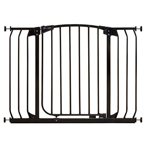 Dreambaby Swing Closed Hallway Security Gate, Black by Dreambaby