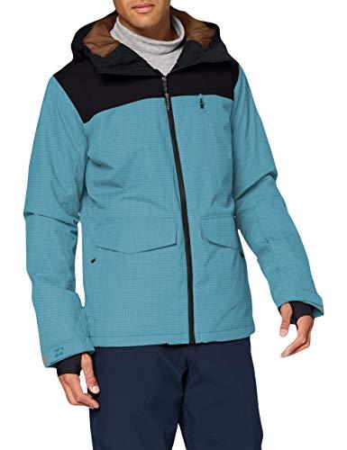 BILLABONG All Day - Chaqueta para Hombre Chaqueta de esqui/snow, Hombre, Spray Blue, L