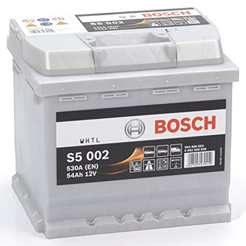 Bosch S5002 Batería de automóvil 54A/h-530A