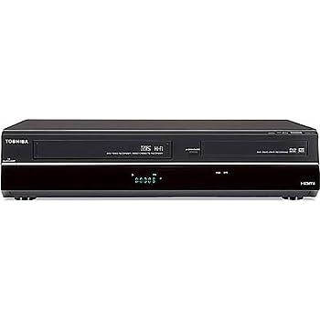 Toshiba DVD/VHS Recorder (DVR620) No Tuner (Discontinued 2009 Model) (Renewed)