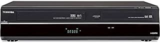 Toshiba DVD/VHS Recorder (DVR620) No Tuner (Discontinued 2009 Model) (Renewed)