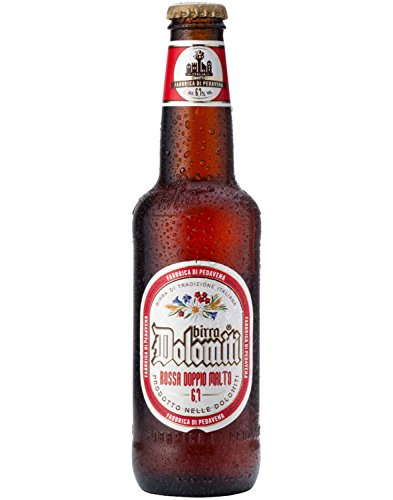 Birra Rossa 330 ml. - Birra Dolomiti