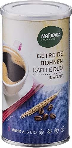 Naturata Bio Getreide-Bohnenkaffee Duo, instant (6 x 100 gr)