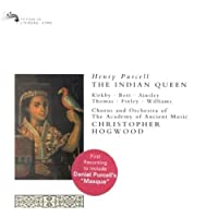 Purcell: The Indian Queen / Hogwood (2001-12-21)