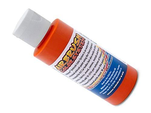Hobbynox Airbrush Color Solid Orange 60mlRC Lexan Farbe Orange
