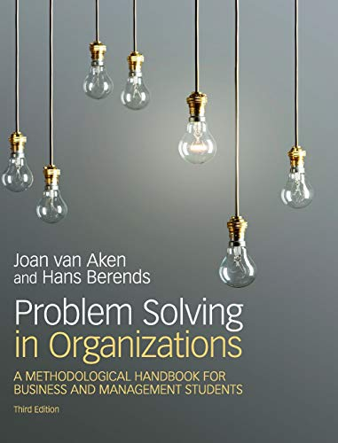 Problem Solving in Organizations, 3rd Edition Front Cover