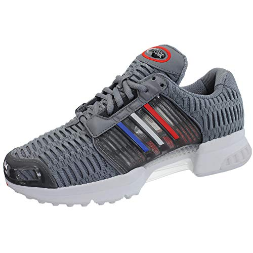 adidas Climacool 1 S76528 Herren Low-Top Sneakers Grau 42