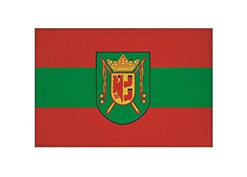 U24 Aufnäher Wittm& Fahne Flagge Aufbügler Patch 9 x 6 cm
