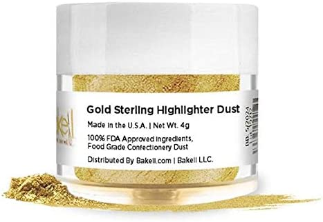 Metallic Highlighter Dust Bakell Non-Toxic Glitters Outstanding New arrival Decorating