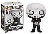 Funko Pop Rocks MCR Skeleton Gerard Way Hot Topic Exclusive