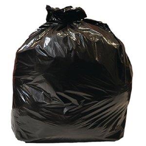JANTEX de Resistencia Mediana Negro Bolsas de Basura 10kg Color: Negro. Capacidad: 10kg