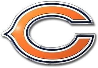 Hall of Fame Memorabilia Chicago Bears Color Auto Emblem - Die Cut