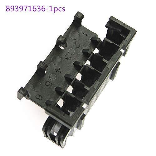 1 interruptor de ajuste lumbar del asiento delantero del coche para A4 S4 A6 A8 Golf CC 893971636 893 971 636