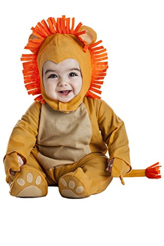 Disfraz de León Infantil (0-6 Meses)