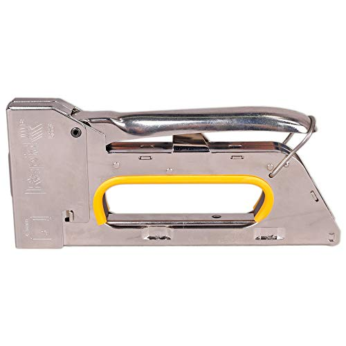 1x Heftpistole Rapid 23, Heftgerät, Handapparat für 4 bis 8 mm Klammern, Stahl