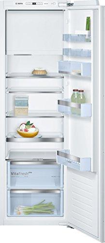 Bosch KIL82AF30 Serie 6 Einbau-Kühlschrank mit Gefrierfach / A++ / 177,5 cm Nischenhöhe / 209 kWh/Jahr / 286 L / VitaFresh plus / VarioShelf