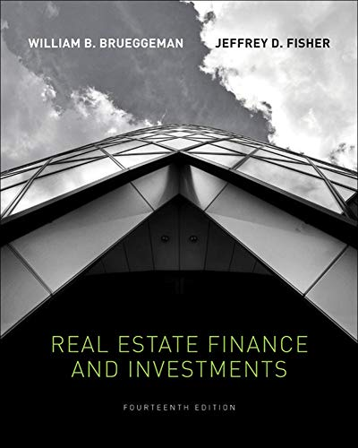 Real Estate Finance & Investments (The McGraw-Hill/Irwin...