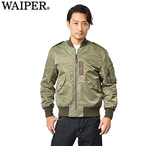 WAIPER(ワイパー)『L-2フライトジャケットMIL-J-5391モデル』