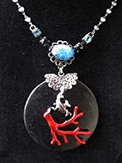 Debenhams Preeti Art Necklace (n)