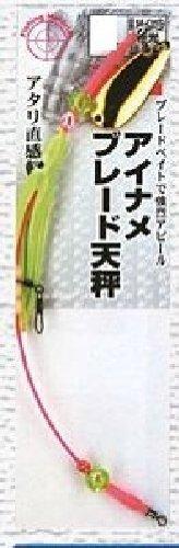 Marufuji(マルフジ) M-069 アイナメブレード天秤 L 赤