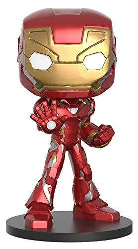 Wobbler: Marvel: Iron Man