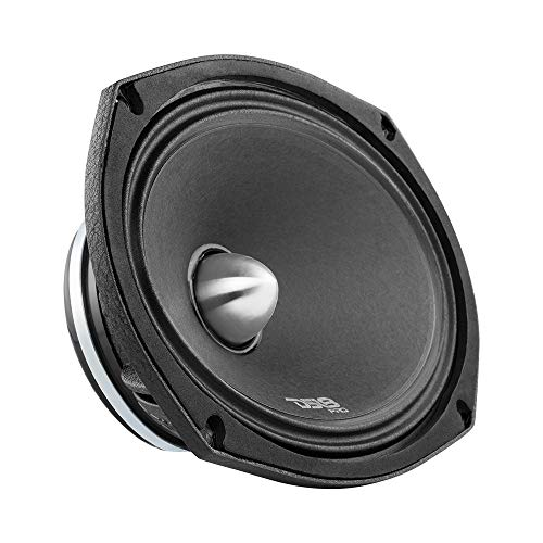 DS18 PRO-FR69NEO 6x9 Neodymium Full-Range Loudspeaker with Bullet 500 Watts, 4-Ohm with Grill (1 Speaker)
