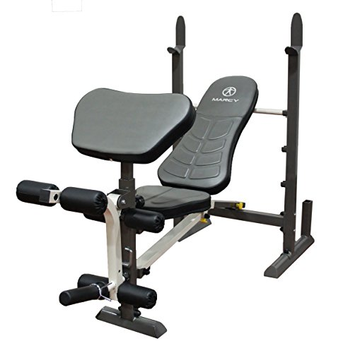 free weight bench press - 6