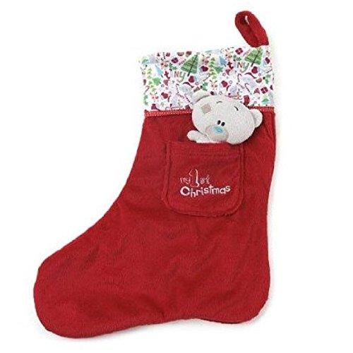My 1st Christmas Tiny Tatty Teddy Christmas Stocking by Me To You