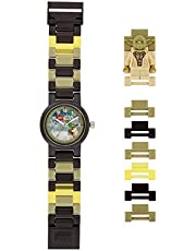 Reloj modificable infantil con figurita de la tropa de asalto de LEGO Star Wars 8021032