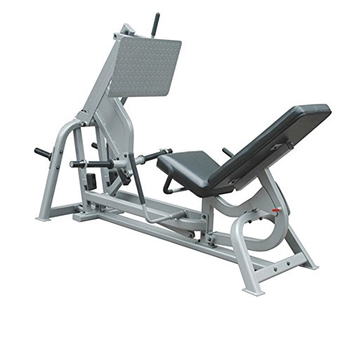 PLATELOAD LEG PRESS - BLACK PAD