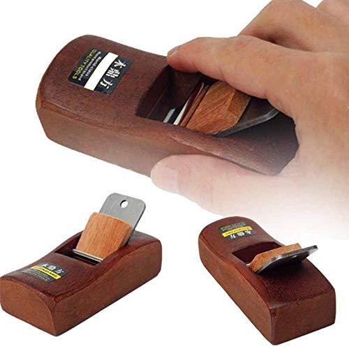 ZNUK Herramientas Herramienta de mano for trabajar la madera cepilladora Mini plana...