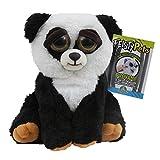 Giochi Preziosi Feisty Pets - Peluche Panda Multicolor