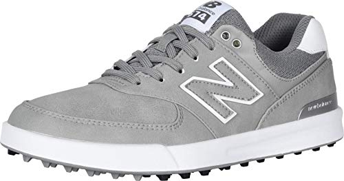 New Balance Women's 574 Greens Golf Shoes, Grey, 7, B
