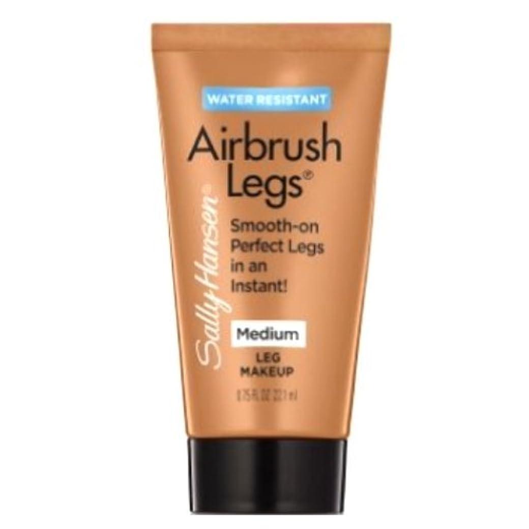 巡礼者それる差(3 Pack) SALLY HANSEN Airbrush Legs Lotion Trial Size - Medium-Trial Size (並行輸入品)