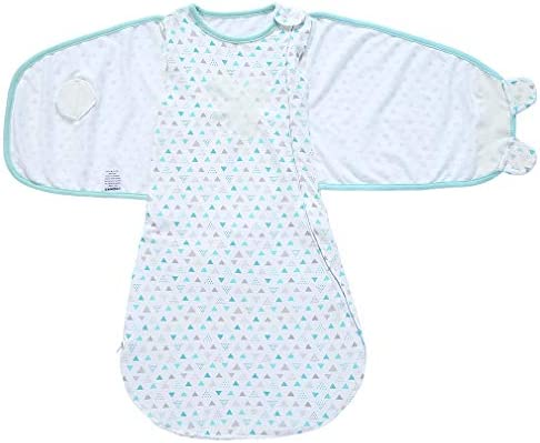 Enrich YLife Baby Cotton Sleeping Bag Swaddle Sack Wearable Blanket for Boys and Girls 4 Season product image