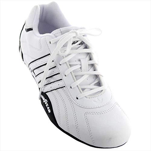 ADIDAS Kinderschuhe ADI RACER LOW K SONDERANGEBOT, Größe Adidas UK:32