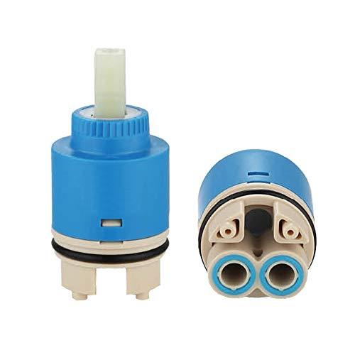 Ownace innere Ersatz-Karusche für Einhandmischer, 35 mm/40 mm, Plastik, für Waschbecken, Dusche, Badewanne, .