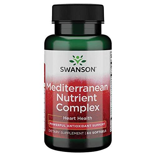 Swanson Mediterranean Nutrient Complex 60 Sgels