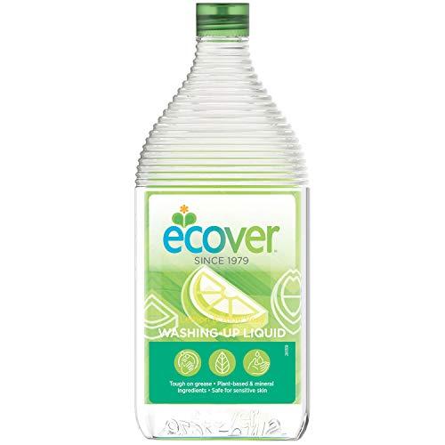 【大容量】 エコベール 食器用洗剤 詰め替え用 レモンの香り 950ml