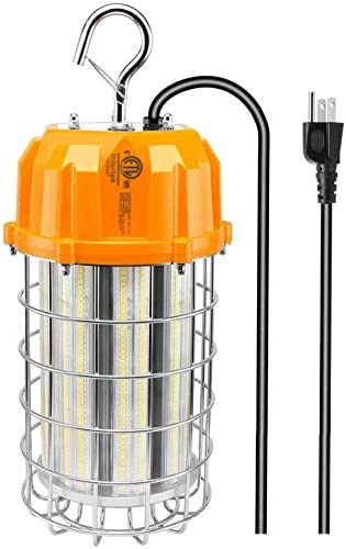 150W LED Construction Work Light Portable 22500LM 5000K LED Temporary Hanging Job Site Work product image