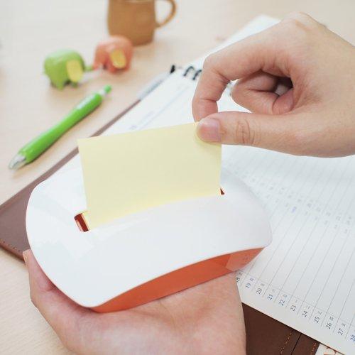 stick' N pop-up Sticky note dispenser con pad