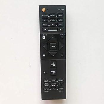 RC-927R Sub RC-914R Replacement Remote Fit for Pioneer AV Receiver SC-LX701 SC-LX801 SC-LX901 VSX-LX101 SC-LX501 SC-LX502 VSX-1131 VSX-831 VSX-LX301