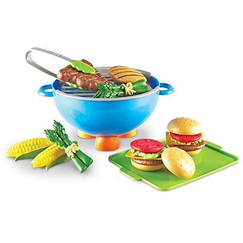 Learning Resources Juego Nuevos Brotes Grill It!