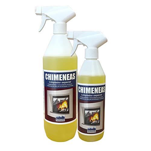 Revimca - Limpiador de chimeneas para interior y exterior 1