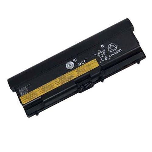 amsahr LEN0A36303-02 Ersatz Batterie für IBM/Lenovo 0A36303, W500, 42T4912, 51J0500 schwarz