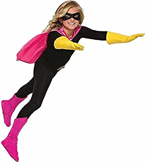Forum Novelties Child Hero Boot Covers, Pink